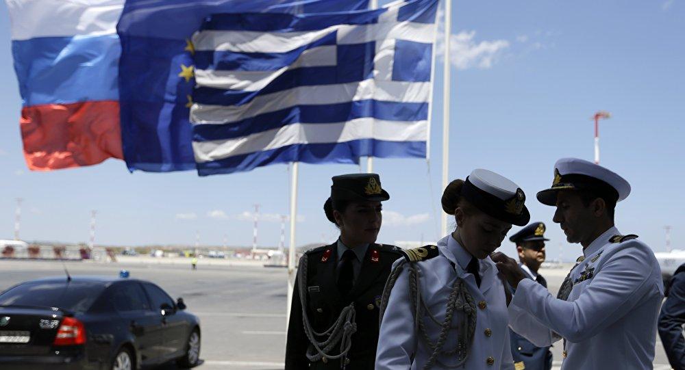 希臘副外長:雅典反對自動延長對俄制裁
