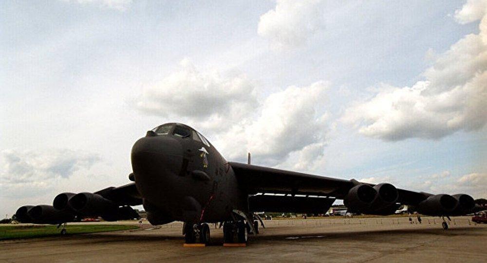 3架美B-52戰略轟炸機將參加北約歐洲演習