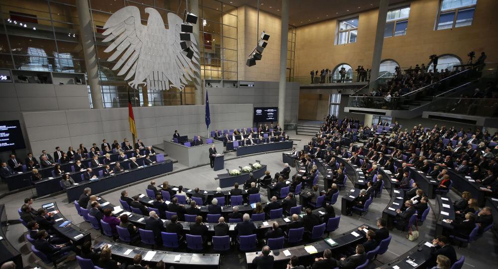 德聯邦議院