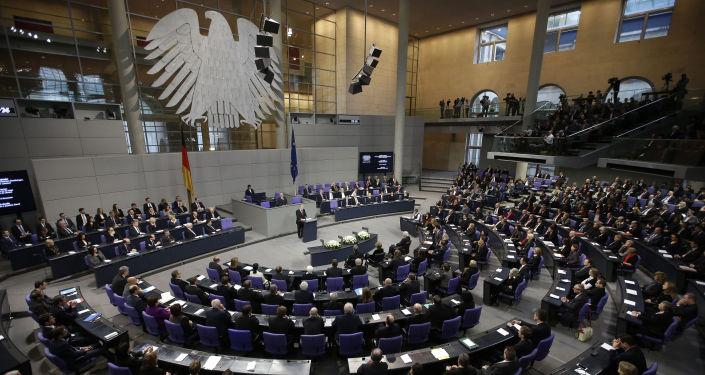 德国联邦议会