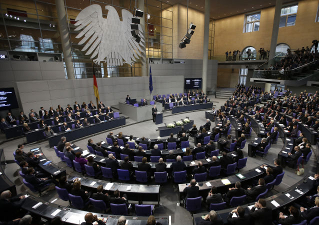 德國聯邦議會