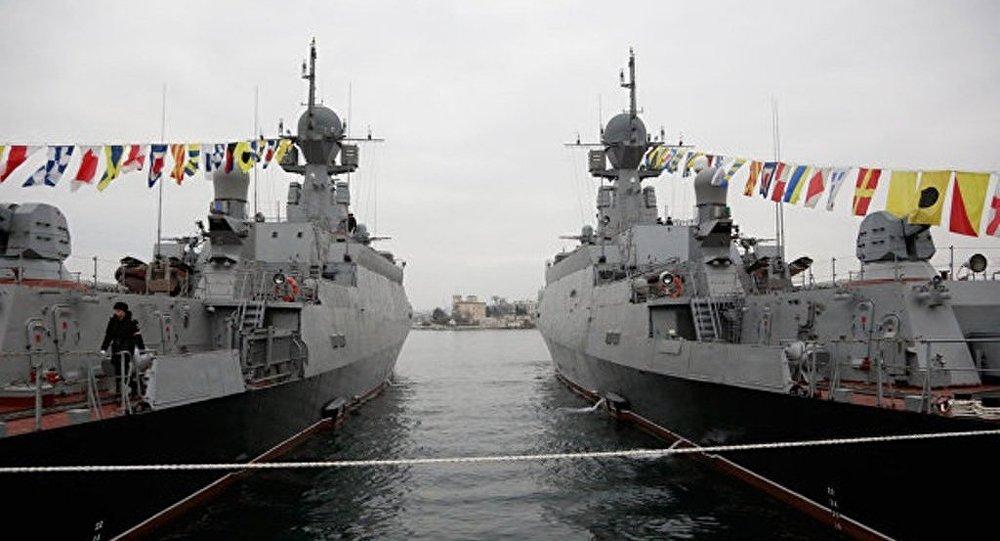 俄聯合造船集團:外國客戶關注配備「口徑」系統的「龍捲風」導彈艇