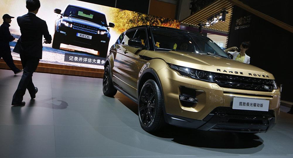捷豹路虎公司将召回在华的近6.9万辆汽车