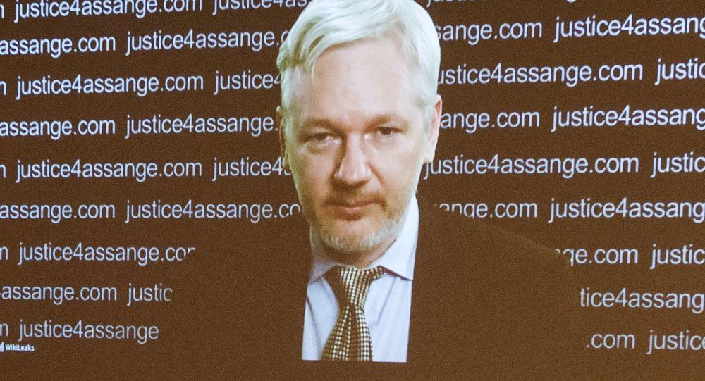 阿桑奇称美国中情局是全世界最不称职的情报机构