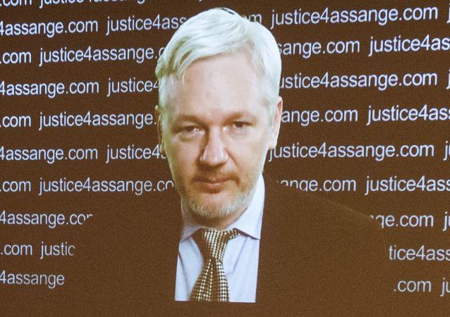 阿桑奇沒有俄羅斯與美民主黨數據庫被黑客襲擊有關的數據