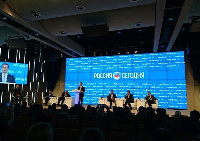 普京和阿桑奇將是莫斯科國際媒體論壇第二日的主人公
