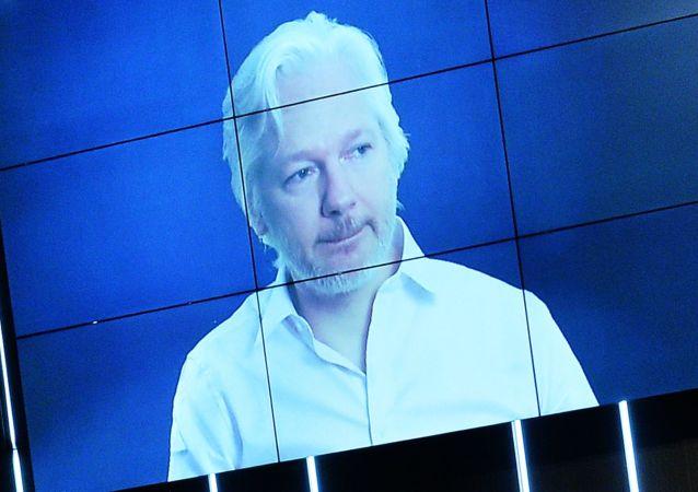阿桑奇:維基解密將公佈希拉里·克林頓的電子郵件