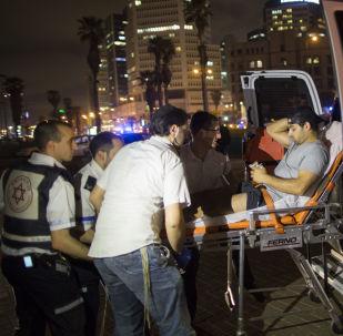 以色列救护车(资料图片)