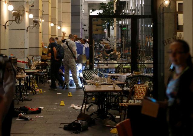 以色列首都特拉维夫发生的恐怖袭击事件