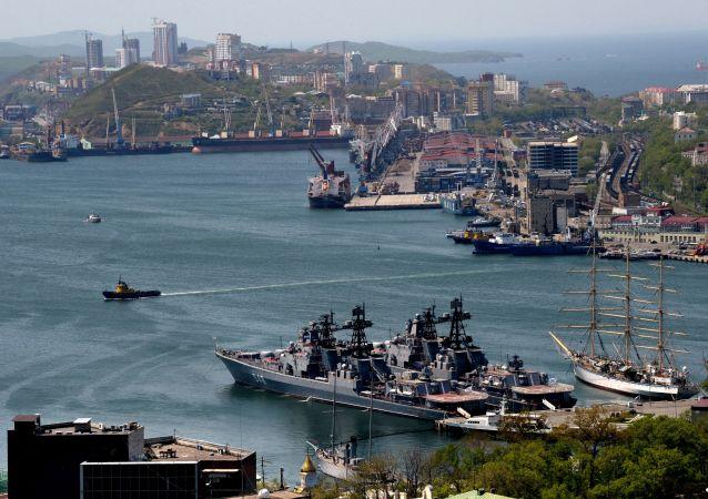 俄太平洋舰队