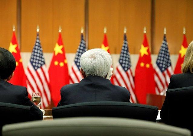 中美兩國經濟矛盾現激化之勢
