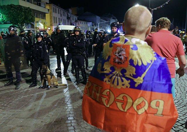媒体:马赛8名被警方拘捕者中或有俄球迷