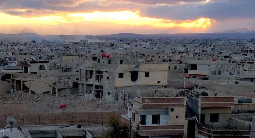 俄國防部:敘利亞加入停火居民點數量增加至161個