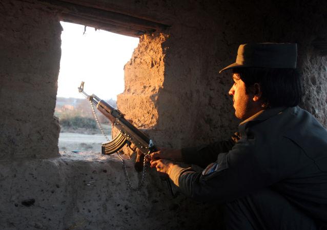 俄外交部:近十年內俄制武器在阿富汗無法被替代