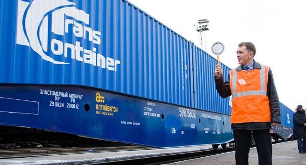 俄铁集上海分公司:俄中将开辟通向东南欧国家的新铁路路线