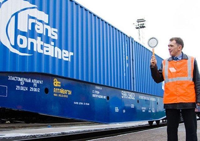 俄鐵集上海分公司:俄中將開闢通向東南歐國家的新鐵路路線
