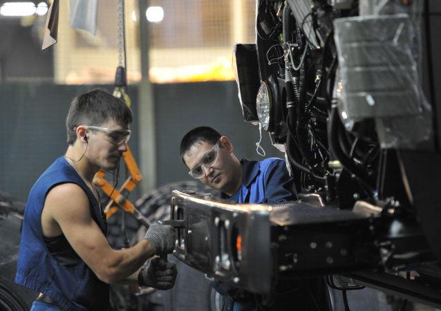 调查:俄罗斯已接近中国廉价劳动力水平