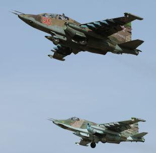 蘇-25SM強擊機