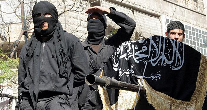 消息人士:武裝分子禁止男性離開阿勒頗東部戰區