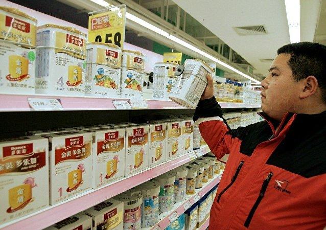 中國山東省政府有意從俄沃洛格達州引進奶製品