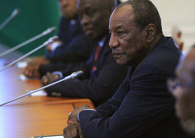 幾內亞願意成為俄羅斯進入西非市場的「切入點」