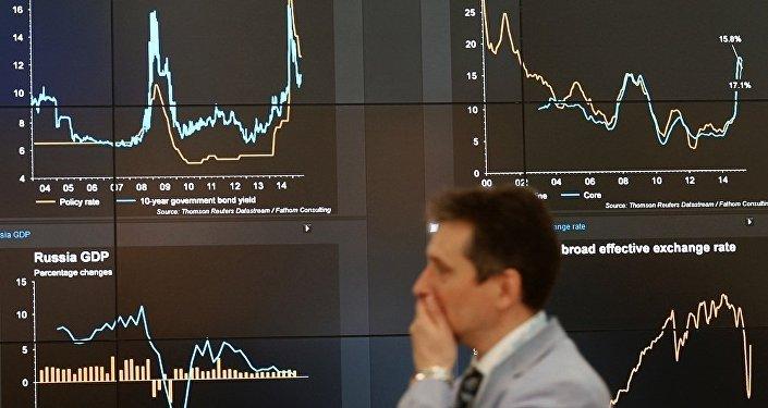 媒體:儘管受制裁,俄經濟仍快速增長