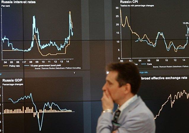 俄外經銀行:俄羅斯經濟將在2018年底完成恢復