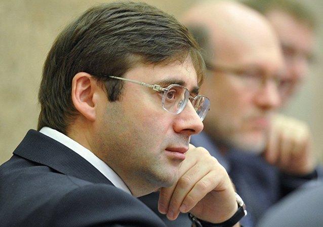 俄羅斯央行第一副行長謝爾蓋·什韋佐夫