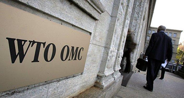 美国指责实施加征关税措施的国家无视WTO规则