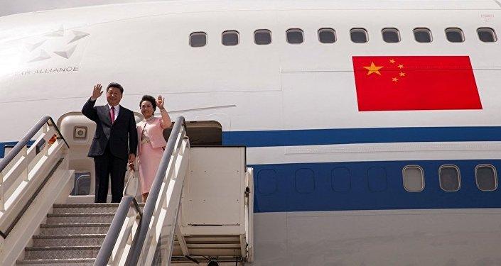 習近平主席加強中國外交政策中的歐洲方向