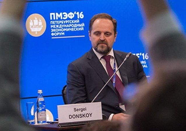俄自然资源部长:俄印度公司讨论联合开发北极大陆架问题