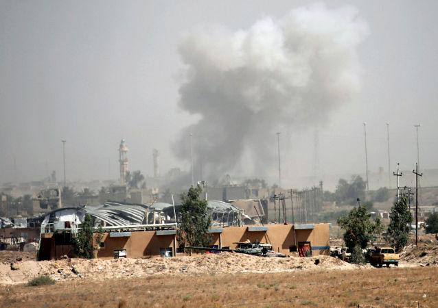 俄外交部:应调查国际联军在伊拉克攻击民用建筑的事件