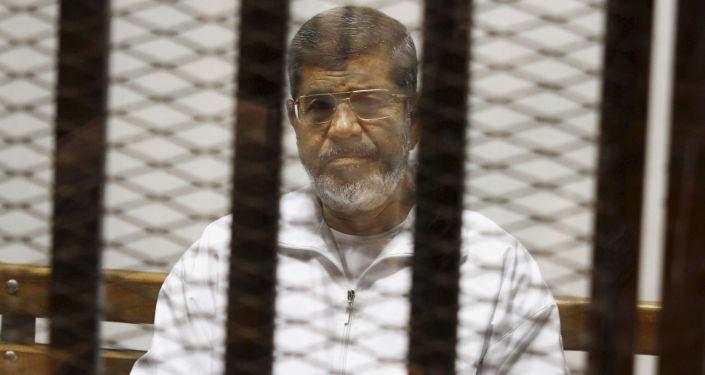 埃及前总统穆罕默德•穆尔西