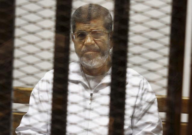 埃及前總統穆罕默德•穆爾西