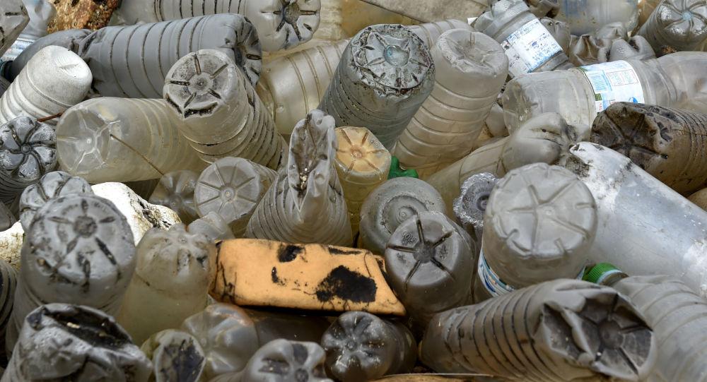 科学家首次在人体内发现微塑料微粒