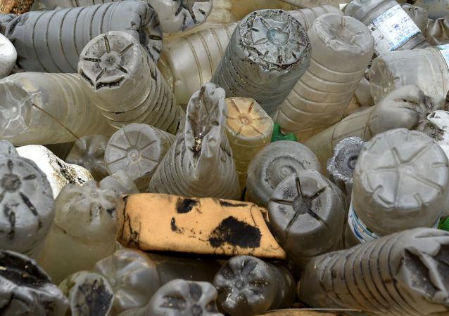 中國海關總署:中國海關今年已查獲「洋垃圾」155萬余噸