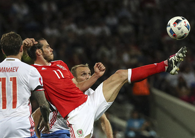 威爾士3:0戰勝俄羅斯