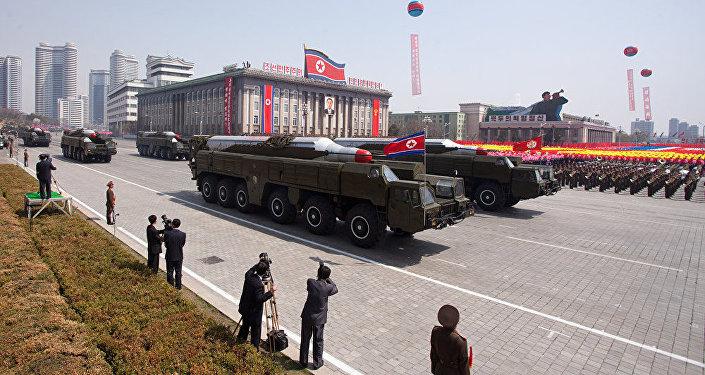 朝外务省:朝已准备对美的任何军事行动予以回应