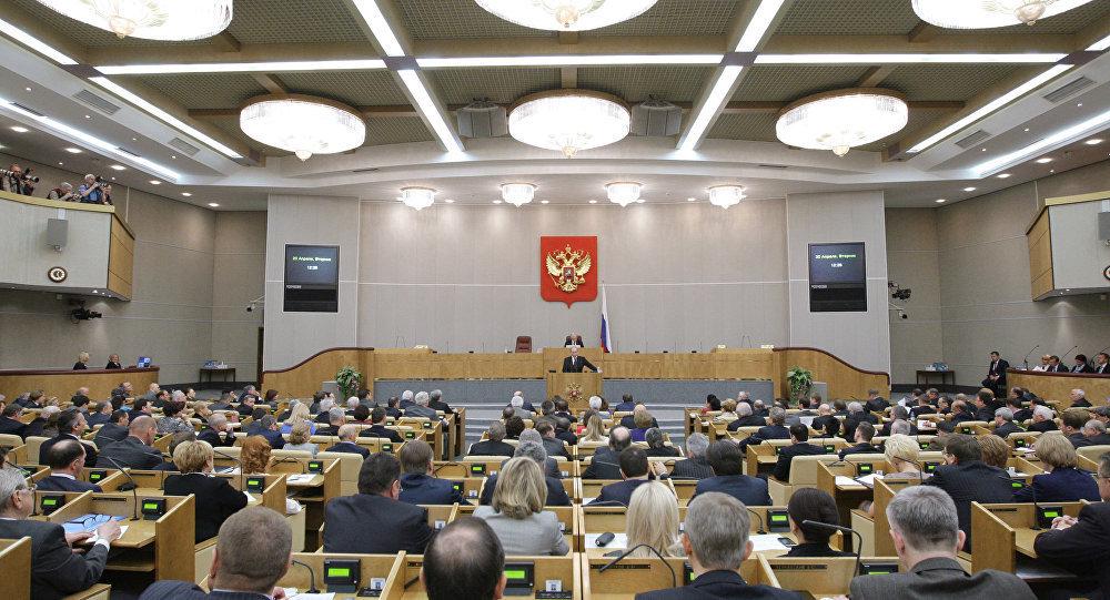 俄国家杜马支持有关对拒不删除社交网络造谣信息者处以高额罚款的草案
