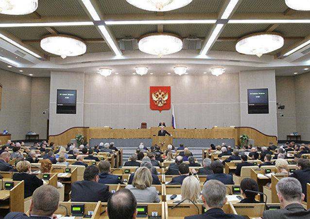 俄國家杜馬:「頓巴斯重新一體化」法律旨在破壞明斯克協議