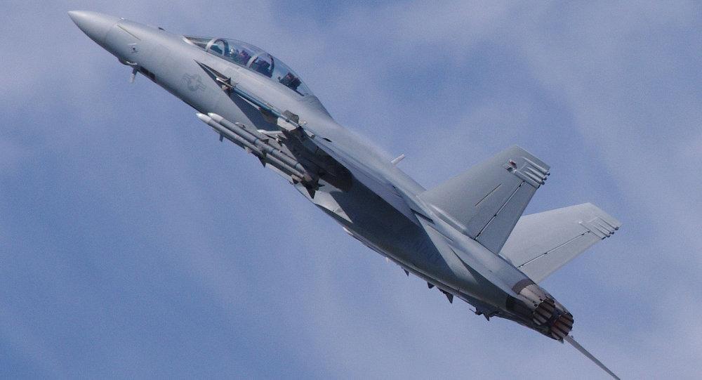 媒体:美驻日军机相撞事故中有两人获救