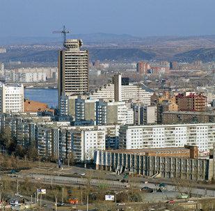 克拉斯诺亚尔斯克市
