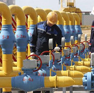 俄气总裁:俄气在2017年前11个月对土耳其供气增长21.7%