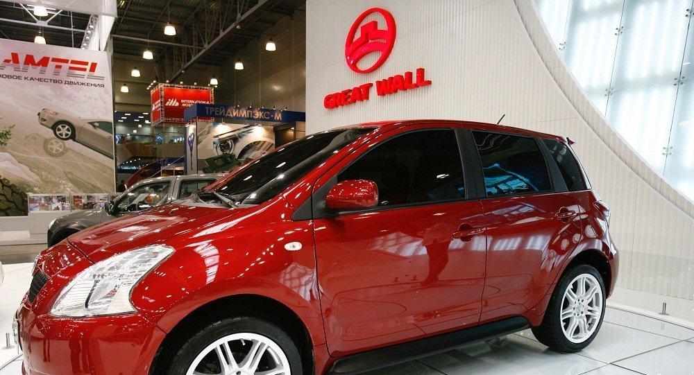 媒體:中國長城汽車正退出俄市場