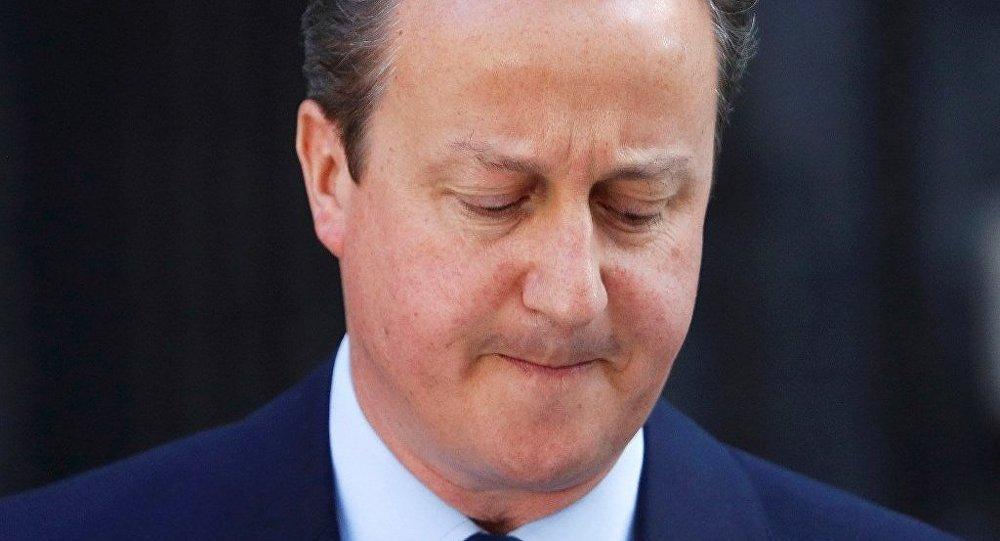 英國首相戴維·卡梅倫