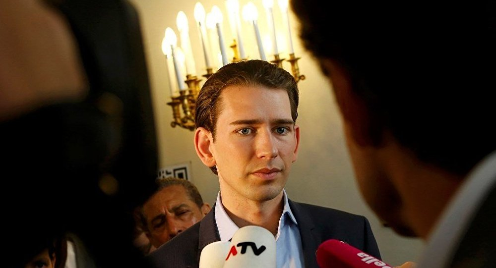 奧地利外長:英國脫歐支持者在公投中獲勝是歐洲的政治地震