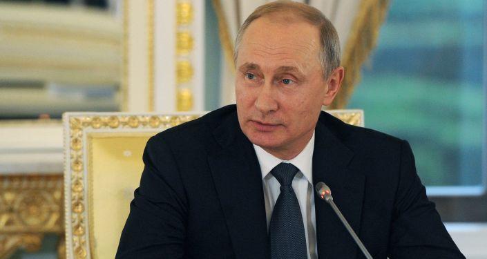 普京:俄從未對英國脫歐施加影響