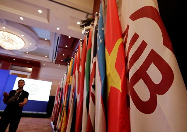 中国外交部:中方支持加拿大加入亚投行