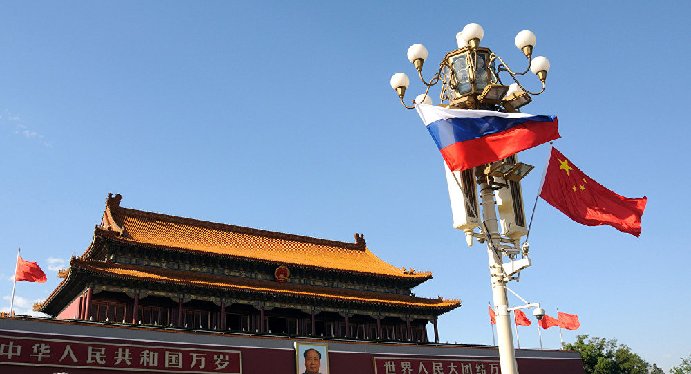 俄羅斯在亞洲各國中與中國的關係發展最為活躍