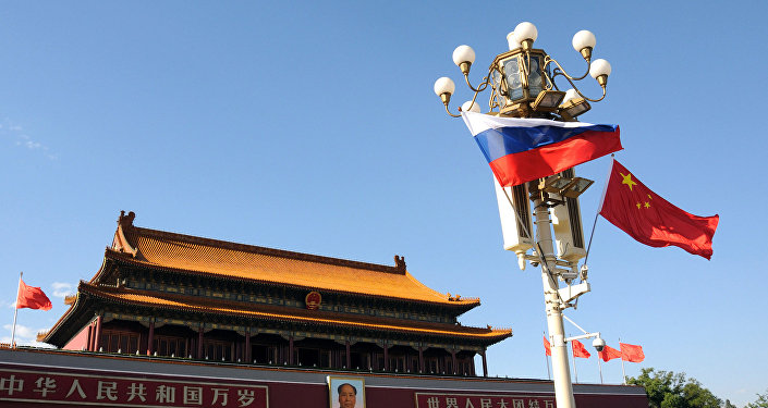 俄罗斯在亚洲各国中与中国的关系发展最为活跃